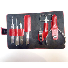 Portable  Stainless Steel Manicure Set